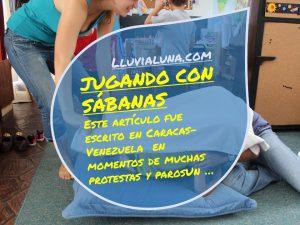 JUGANDO CON SÁBANAS