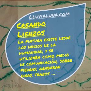 Creando Lienzos