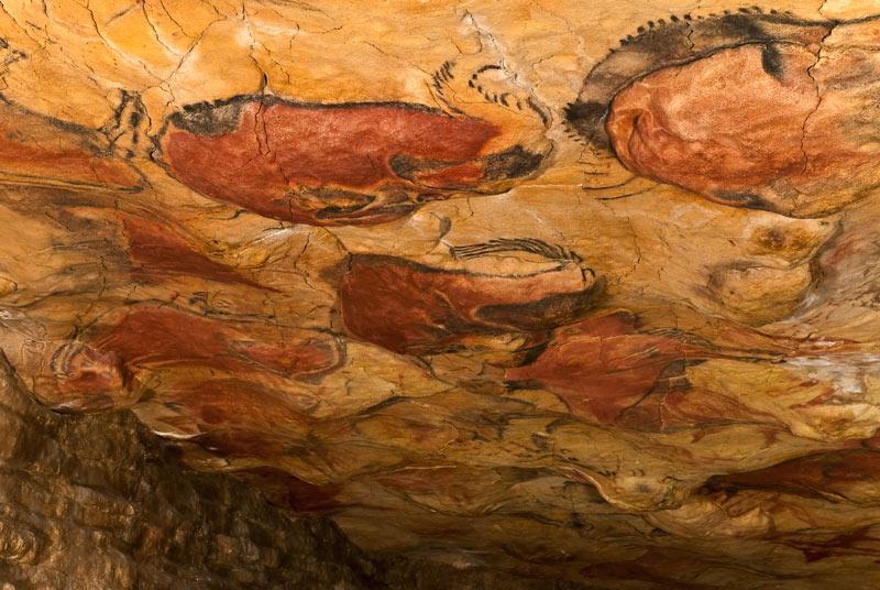 Cuevas de Altamira. Museo de Altamira y D. Rodríguez