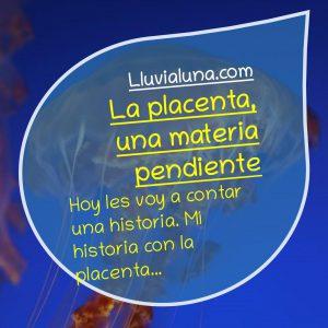 La placenta, una materia pendiente